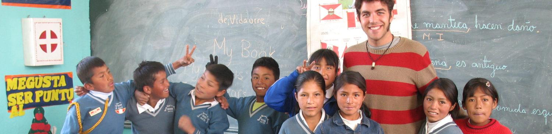 Freiwilligenarbeit in Peru