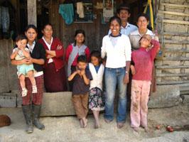 Casa de acojida Peru